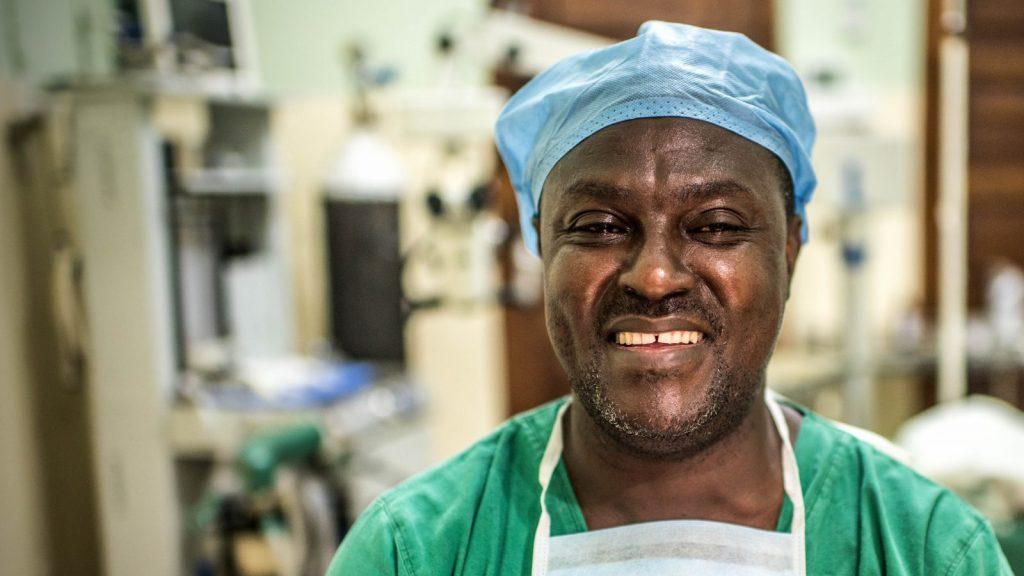 Dr Paul Nyaluke