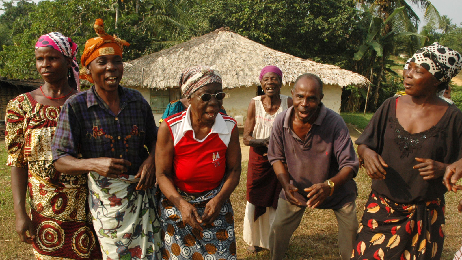 Liberia | Where we work | Sightsavers