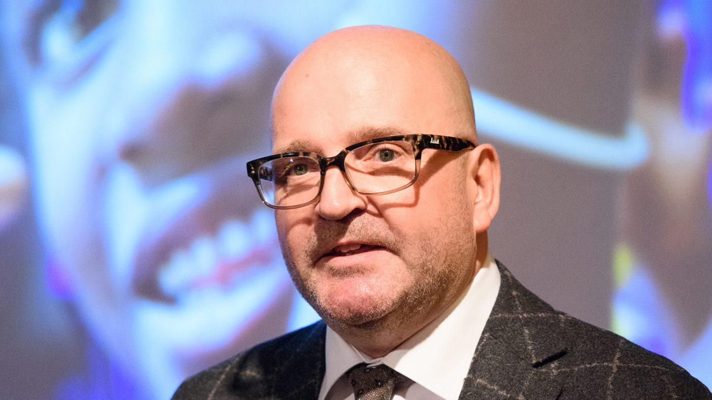 Simon Bush.