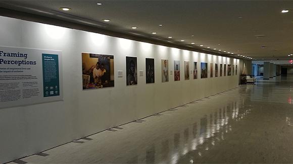 Framing perceptions gallery