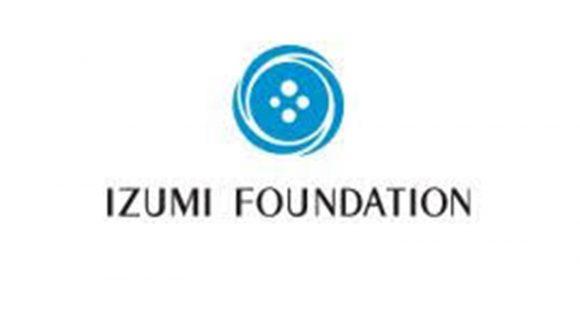 The IZUMI Foundation logo