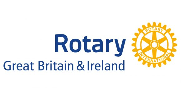Rotary great Britain and Ireland logo