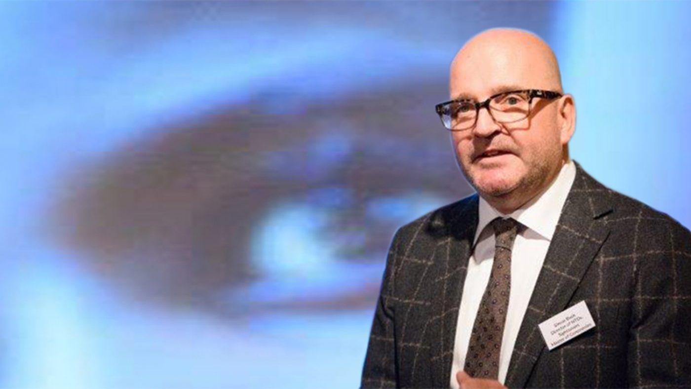 Picture of Simon Bush Director of NTD's