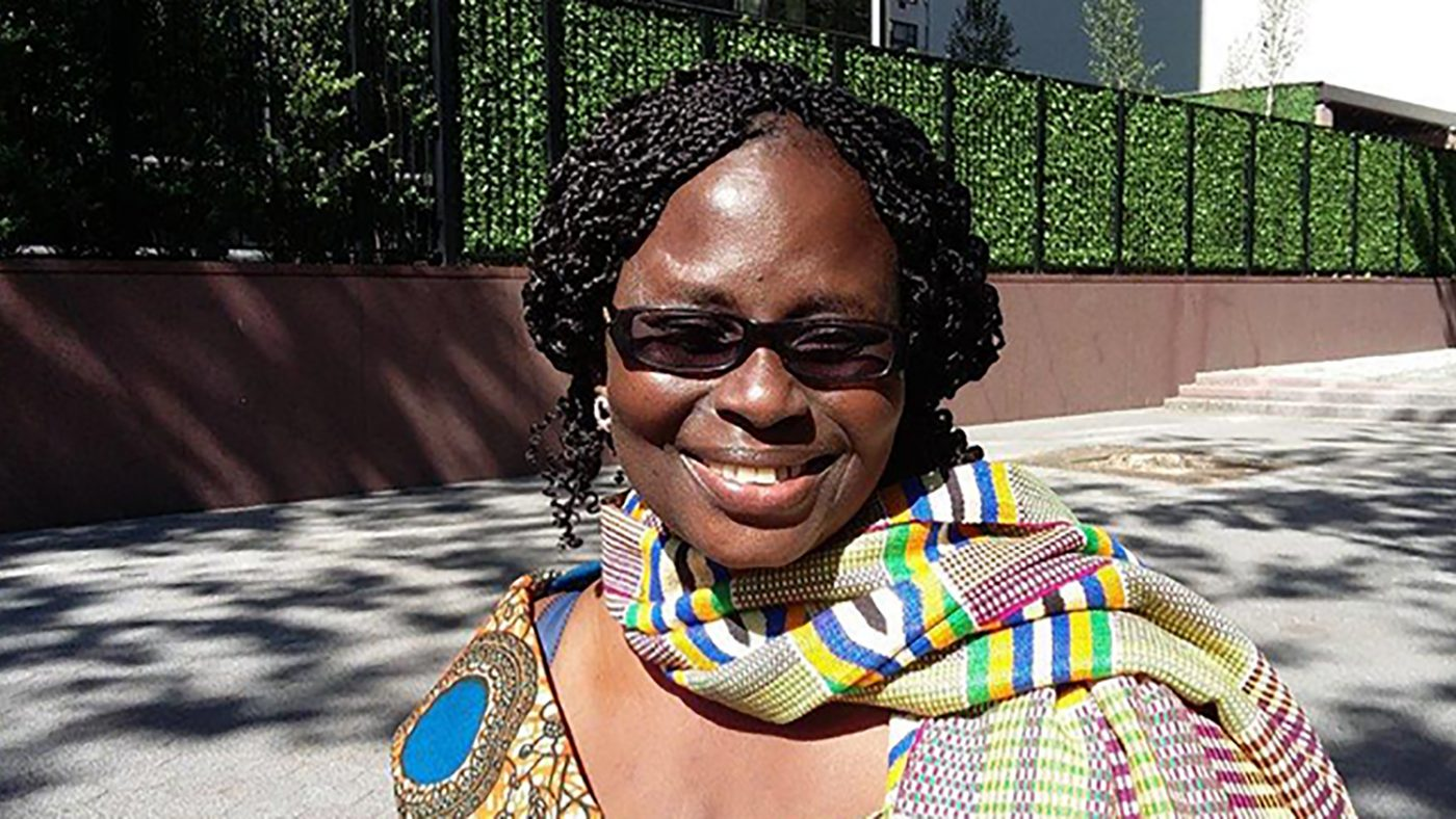Gertrude Oforiwa Fefoame.