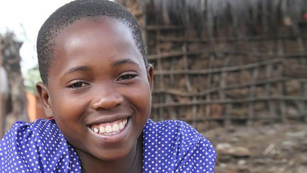 Neema from Tanzania.