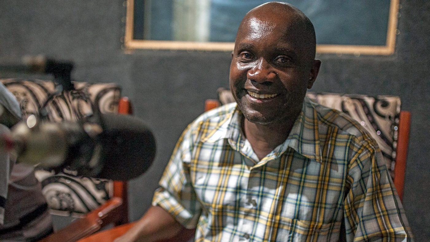 Ugandan Secretary of Health Titus Ariyo.