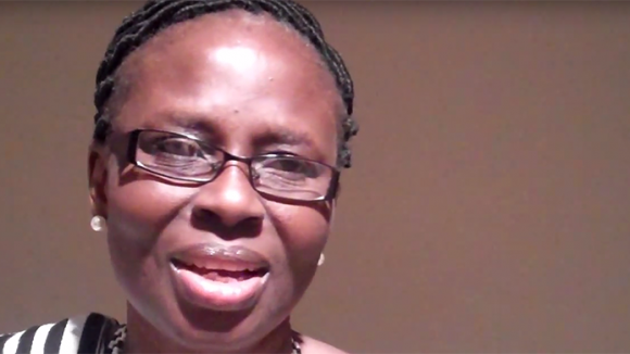 Global Advocacy Advisor Gertrude Oforiwa Fefoame