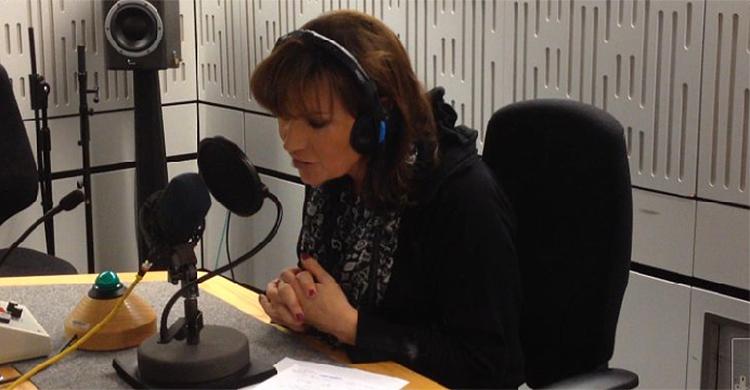TV presenter Lorraine Kelly