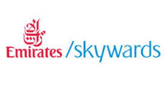 Emirates skyward logo