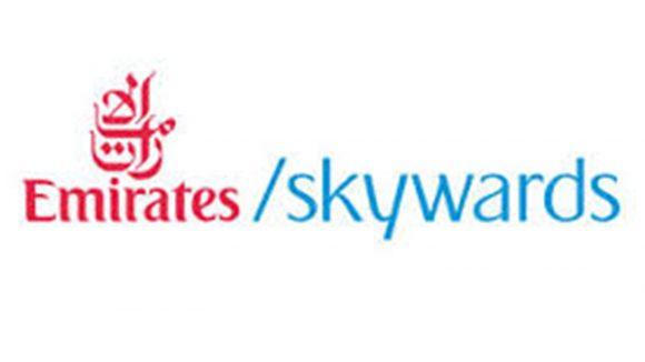 Emirates skyward logo