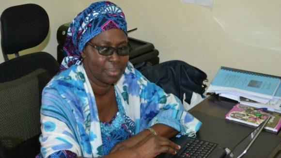 Safiya Sanda Head of Project Management for UNITED.