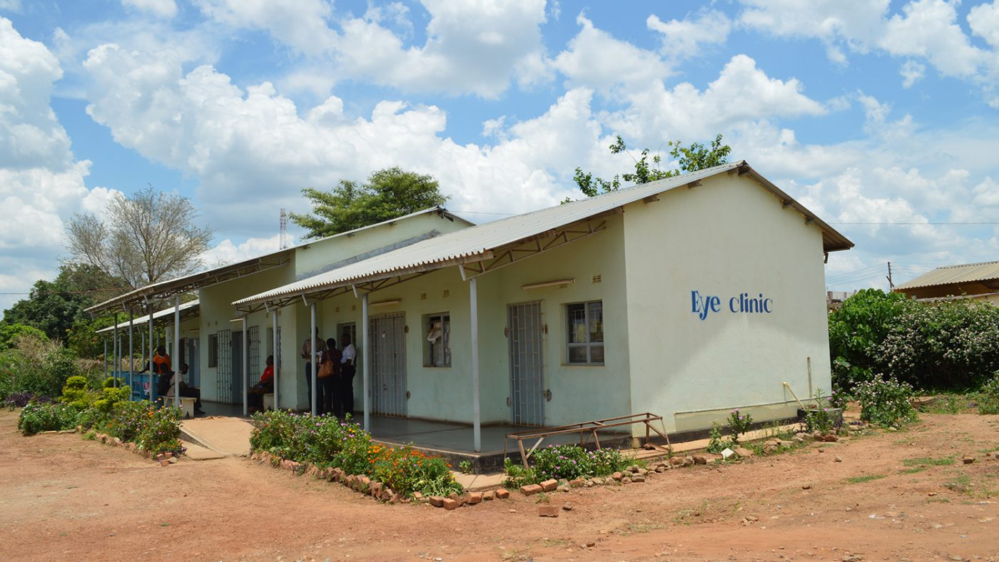 Monze Mission Hospital, Monze, Southern Province, Zambia.