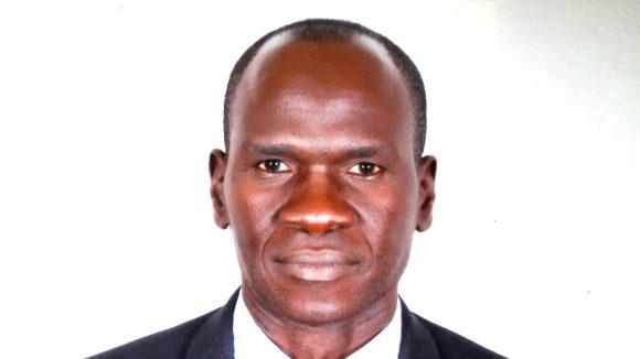Anthony Wani, Sightsavers South Sudan Country Director.