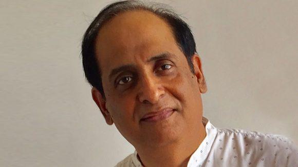 RN Mohanty, Sightsavers India CEO.