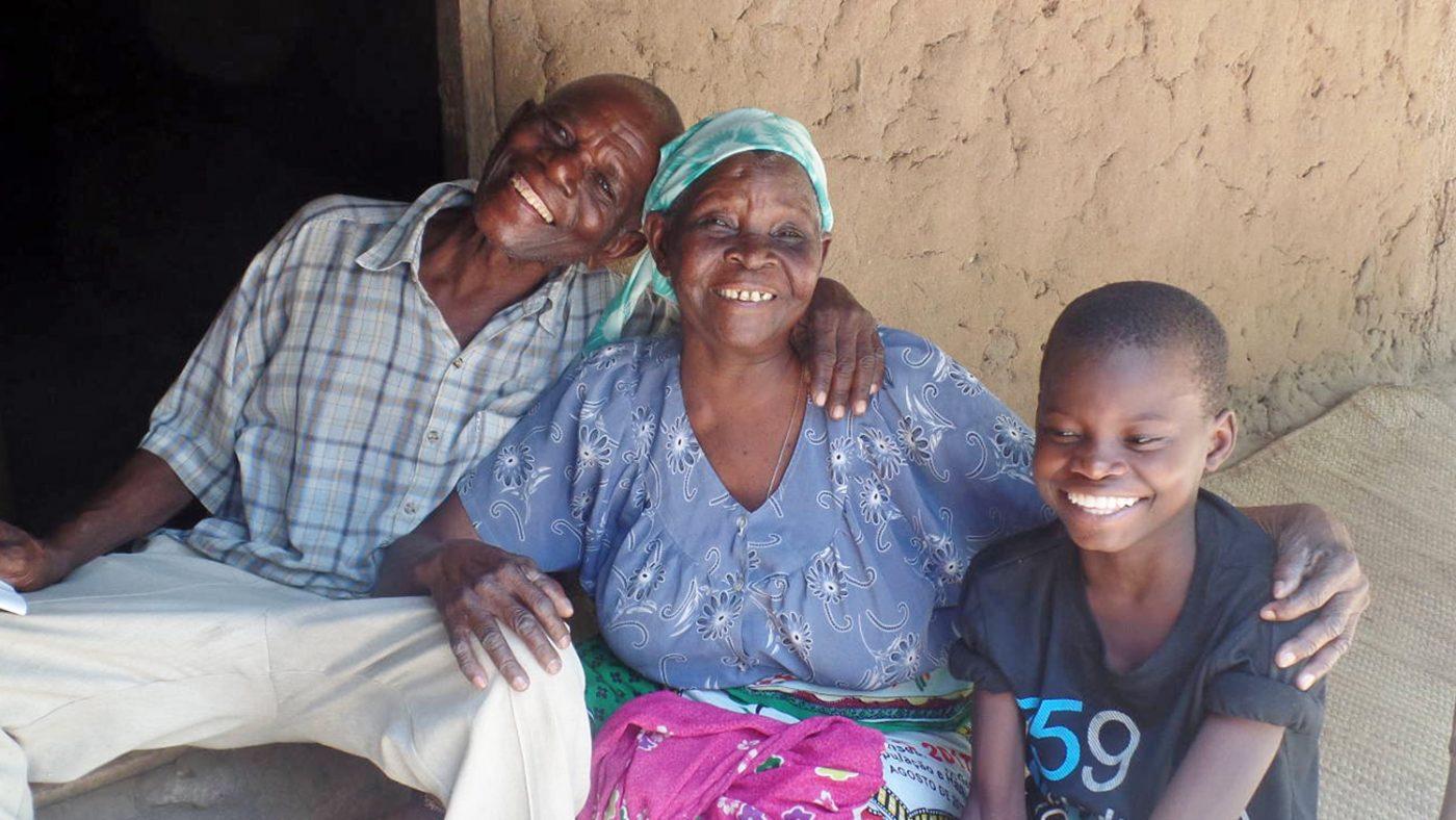 Mariamo from Mozambique.