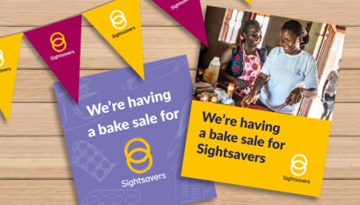 Bake Sale Invites and posters