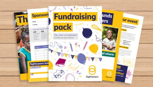 Fundraising Pack