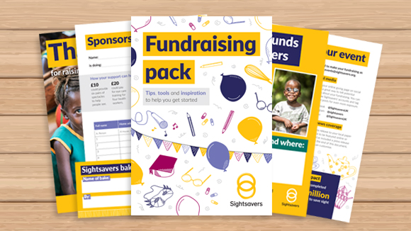 Fundraising Pack