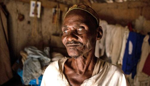 Mamodu from Ghana.