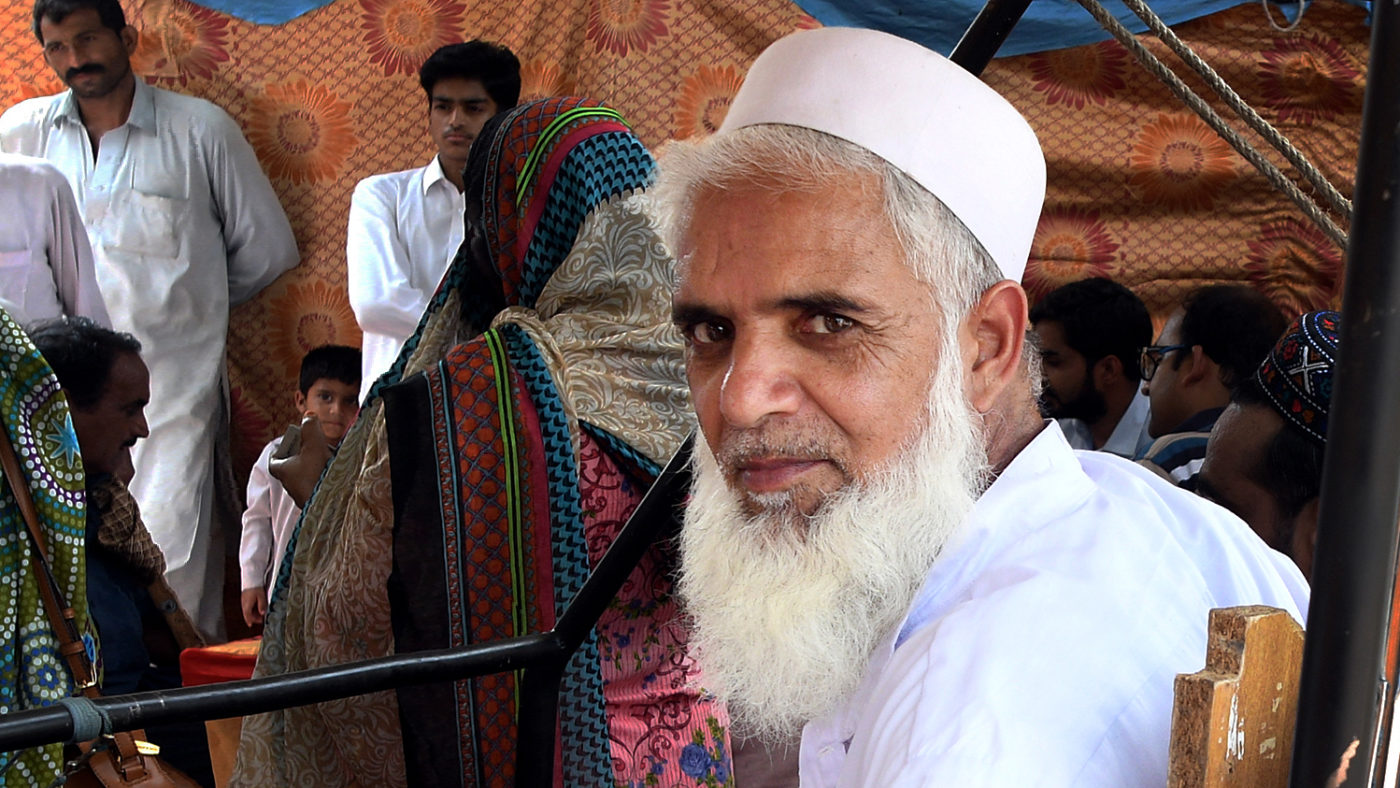Mahamed Hafiz from Barakoh in Pakistan.