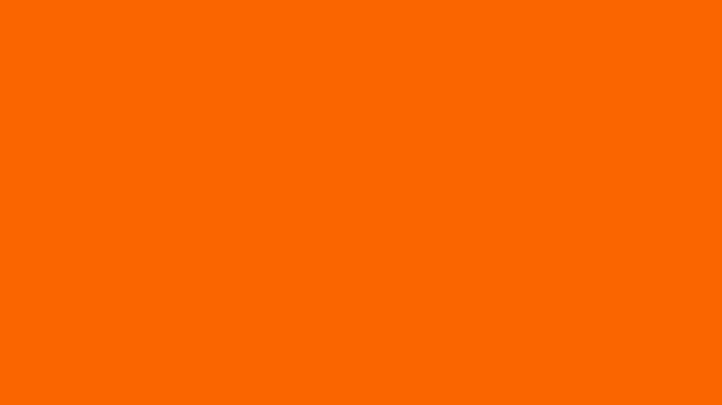 A colour swatch showing Sightsavers Orange brand colour.