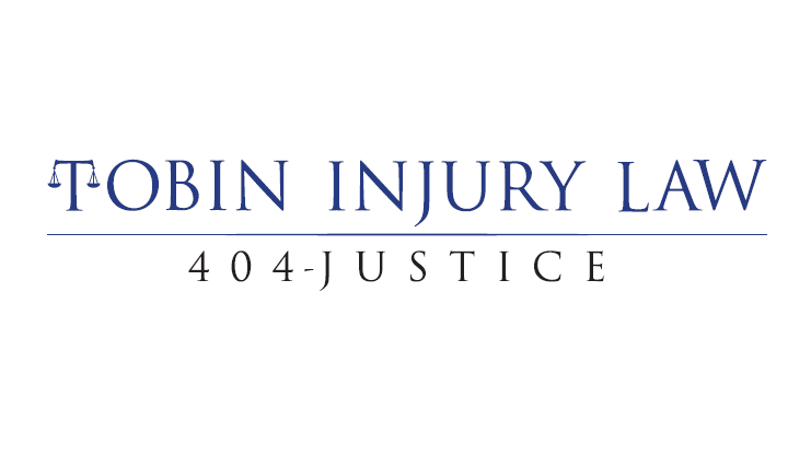 Tobin Injury Law logo.