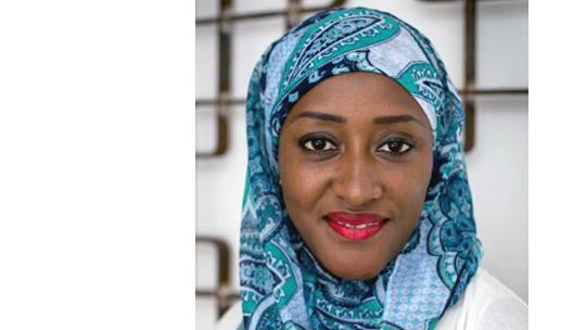 Fatoumata Diouf.