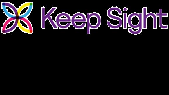 Keep Sight logo.