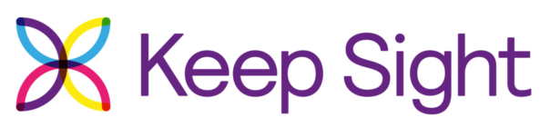 Keep Sight logo.