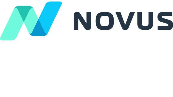 Novus logo.